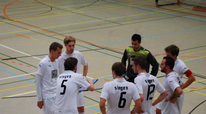 8. Spieltag der WFLV-Futsal-Liga