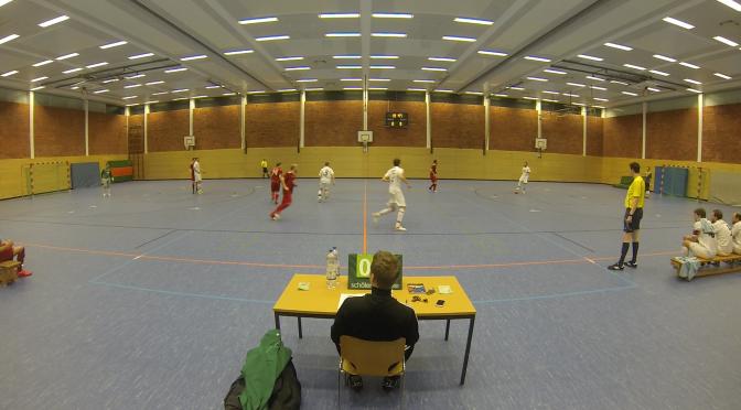 9. Spieltag der WFLV-Futsal-Liga 13/14