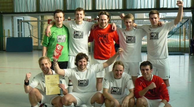 9. Sieg in Serie: Eindrucksvolle Revanche gegen Münster