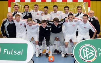 Westfalen-Auswahl beendet Futsal-Länderpokal mit Sieg