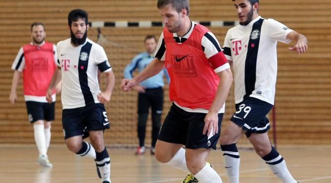 Futsal Sportfreunde erneut einfach nicht kleinzukriegen