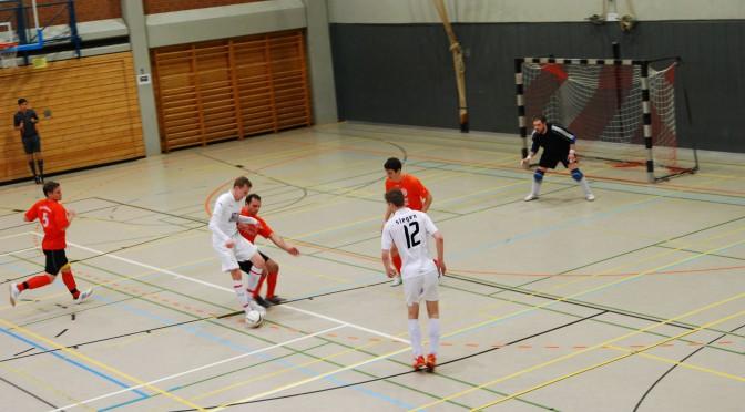 11. Spieltag der WFLV-Futsal-Liga 13/14